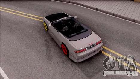 Nissan 200SX Cabrio Drift Monster Energy для GTA San Andreas