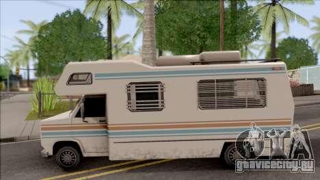 Journey Post Apocalyptic Beta для GTA San Andreas вид слева