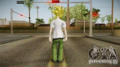 My Hero Academia - Toshinori Yagi для GTA San Andreas третий скриншот