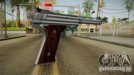 Automag Pistol для GTA San Andreas второй скриншот
