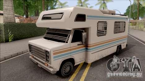 Journey Post Apocalyptic Beta для GTA San Andreas