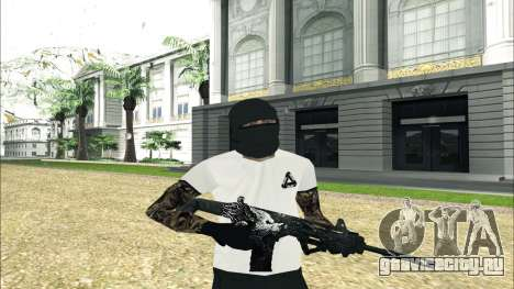 From Hell Weapon Pack для GTA San Andreas