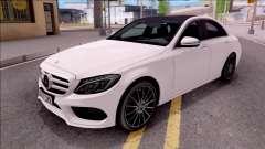 Mercedes-Benz C250 AMG Line