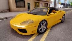 Ferrari 360 Spider US-Spec 2000 HQLM