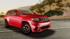 Jeep SRT 8 TrackHawk для GTA San Andreas