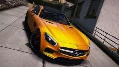Mercedes-Benz AMG GT S 2016 для GTA 5