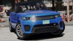 2014 Range Rover Sport SVR 5.0 V8 для GTA 5