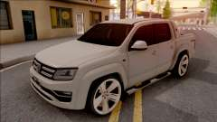 Volkswagen Amarok 4Motion 2017 для GTA San Andreas