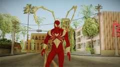Marvel Ultimate Alliance 2 - Iron Spider v1 для GTA San Andreas