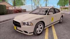 Dodge Charger 2012 Iowa State Patrol для GTA San Andreas