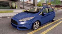 Ford Fiesta ST High Poly для GTA San Andreas