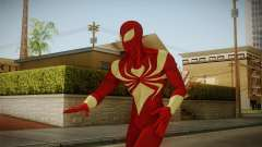 Marvel Ultimate Alliance 2 - Iron Spider v2 для GTA San Andreas