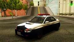Subaru Impreza WRX STi 2004 Japanese Police