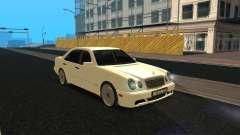 Mercedes-Benz E420 Armenian для GTA San Andreas