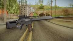 HK SL8 Assault Rifle для GTA San Andreas