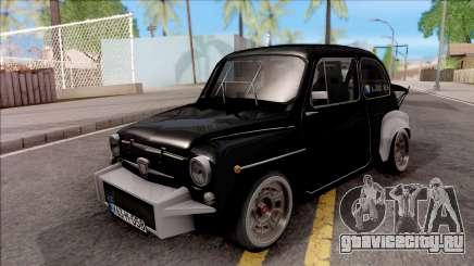 Fiat Abarth 1000TC Rally для GTA San Andreas
