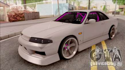 Nissan Skyline R33 Drift Monster Energy для GTA San Andreas
