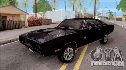 Dodge Charger RT 1970 для GTA San Andreas