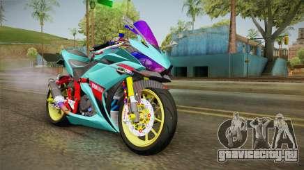 Yamaha R25 Contest для GTA San Andreas