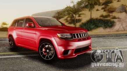 Jeep SRT 8 TrackHawk для GTA San Andreas