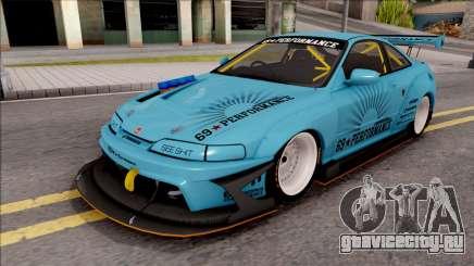 Honda Integra R Integranpa Concept для GTA San Andreas