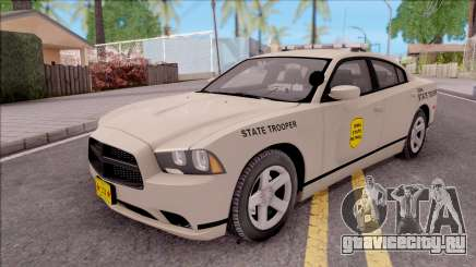 Dodge Charger 2012 Iowa State Patrol для GTA San Andreas