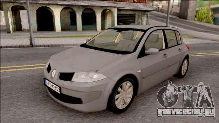 Renault Megane 2 HB Privilege для GTA San Andreas