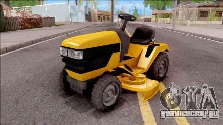 GTA V Jacksheepe Lawn Mower для GTA San Andreas