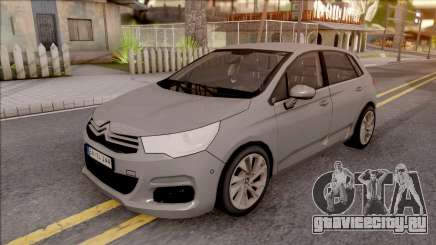 Citroen C4 2012 для GTA San Andreas