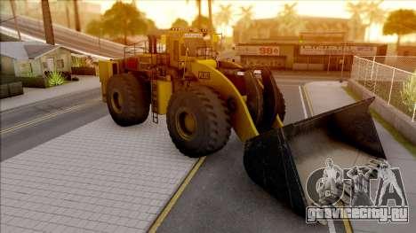 LeTourneau L-2350 IVF для GTA San Andreas