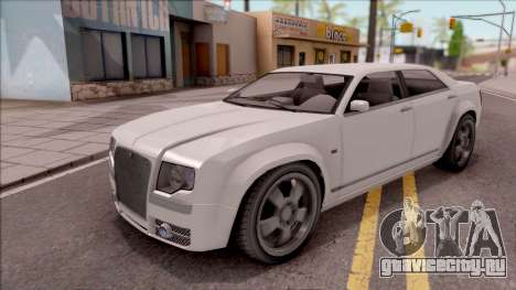 GTA IV Schyster PMP 600 для GTA San Andreas