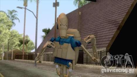 Star Wars - Droid Pilot Skin для GTA San Andreas