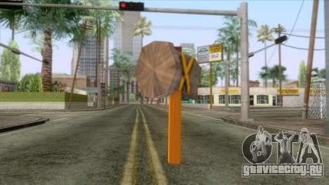 New Super Mario Bros Hammer для GTA San Andreas