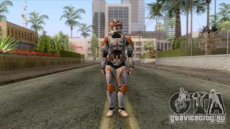 Star Wars JKA - Commander Cody Skin для GTA San Andreas