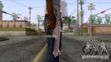 MP5 Swordfish SMG для GTA San Andreas