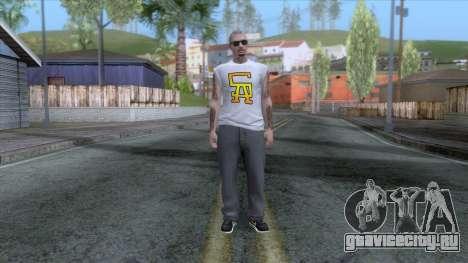 Outfit Gangsta - Skin Random v21 для GTA San Andreas второй скриншот
