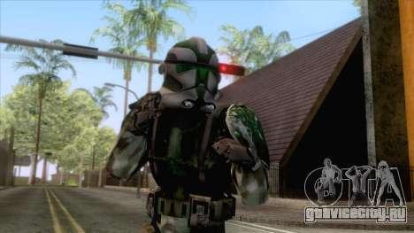 Star Wars JKA - Kashyyyk Clone Skin для GTA San Andreas