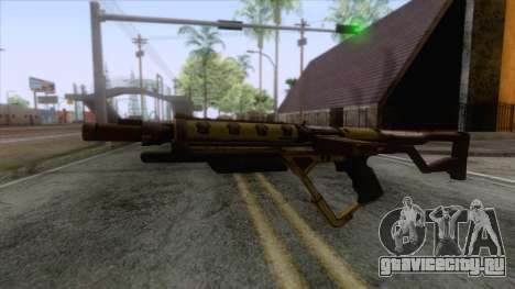 Evolve - Submachine Gun для GTA San Andreas