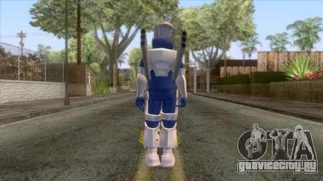 My Hero Academia - Lida Tenya Suit Hero для GTA San Andreas третий скриншот