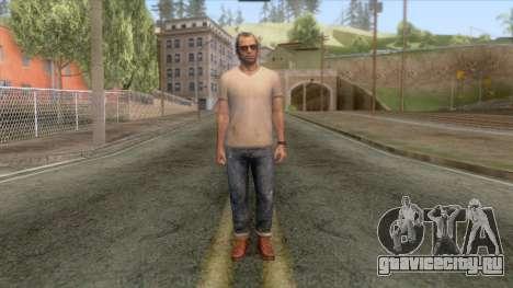 Trevor Glasses Skin для GTA San Andreas второй скриншот