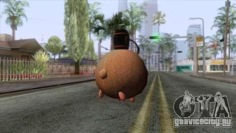 Sheep Grenade для GTA San Andreas второй скриншот