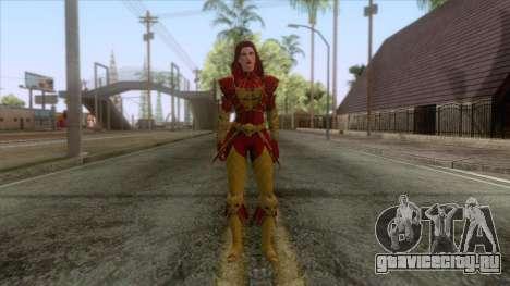Marvel Heroes - Phoenix (Horseman) для GTA San Andreas второй скриншот