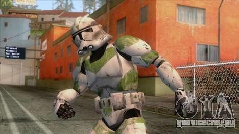 Star Wars JKA - 442nd Clone Skin для GTA San Andreas