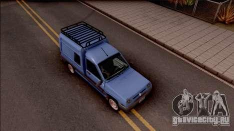 Renault Express для GTA San Andreas вид справа