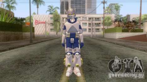 My Hero Academia - Lida Tenya Suit Hero для GTA San Andreas второй скриншот