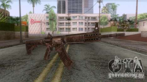 NSR47 Assault Carbine для GTA San Andreas