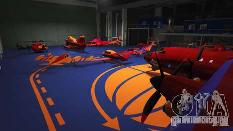 Hangars in SP 1.1 для GTA 5