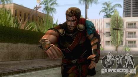 Marvel Future Fight - Thor Ragnarok для GTA San Andreas