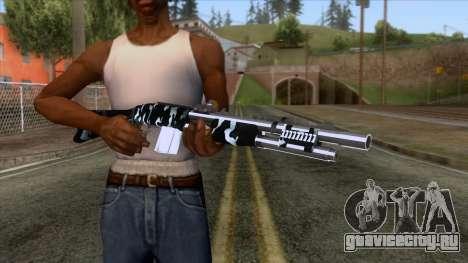 De Armas Cebras - Shotgun для GTA San Andreas третий скриншот