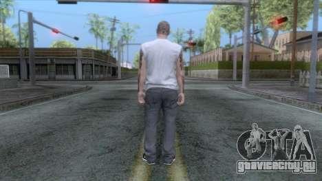 Outfit Gangsta - Skin Random v21 для GTA San Andreas третий скриншот